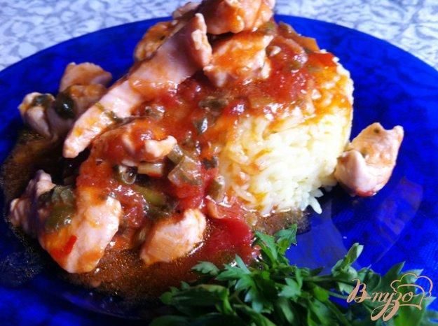 фото рецепта: Курица с тайским мотивом