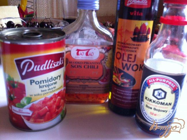 Фото приготовление рецепта: Курица с тайским мотивом шаг №2