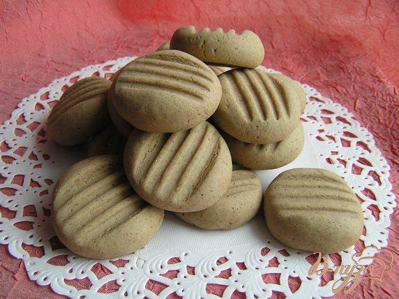 Рецепт Шоколадное печенье на сгущенке