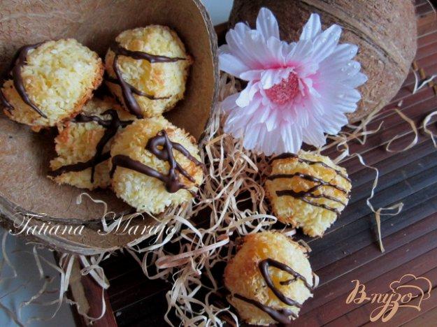 Рецепт Кокосовые роше на десерт
