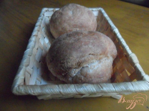 Рецепт Хлебные булочки с цельнозерновой мукой