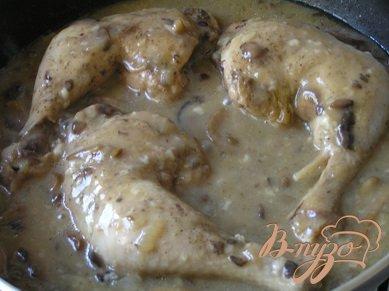 Курица по-кабардински