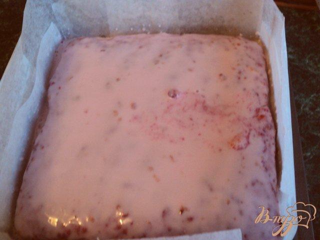Фото приготовление рецепта: Пирожное «Дюймовочка» шаг №6