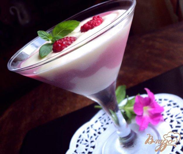 Рецепт Малиновое суфле