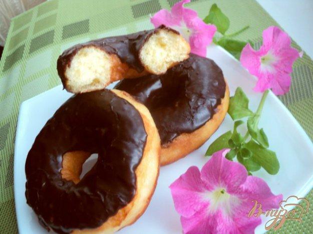 Рецепт Донатс ( Donuts ) – американские пончики