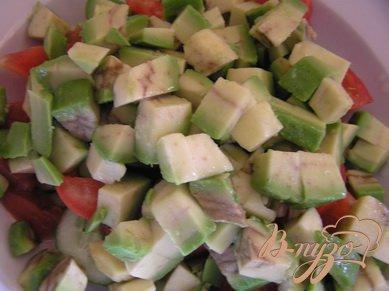Необычный обычный салат :)