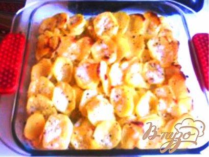 "Картофель «Анна». (Pommes ""Anna)"