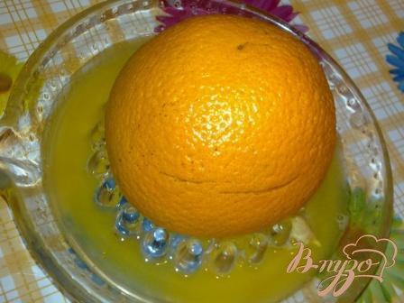 Тилапия в апельсиновом соусе