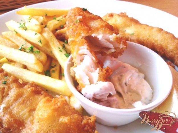 фото рецепта: Рыба в кляре(  Fish & Crust )