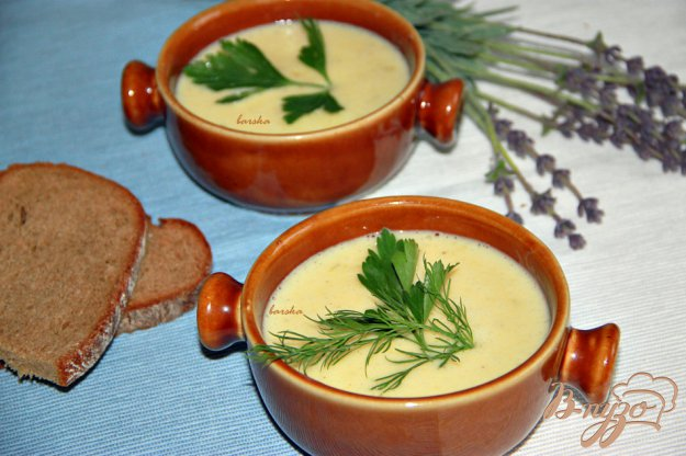 Рецепт Суп-пюре «Пармантье»