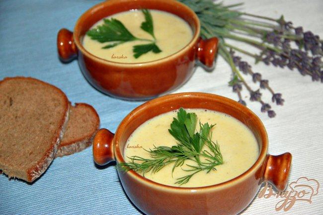 Фото приготовление рецепта: Суп-пюре «Пармантье» шаг №5