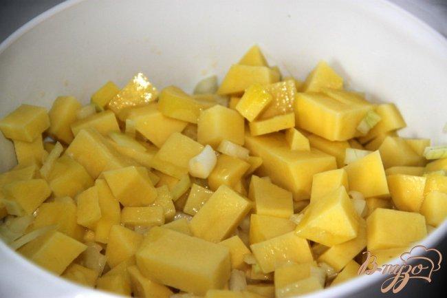Фото приготовление рецепта: Суп-пюре «Пармантье» шаг №1