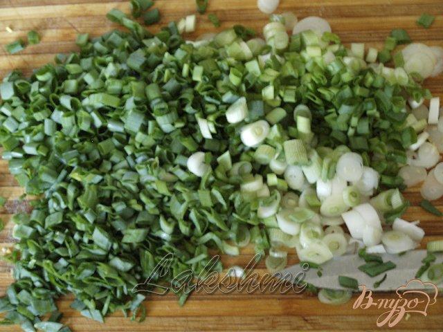Фото приготовление рецепта: Мясная окрошка шаг №2