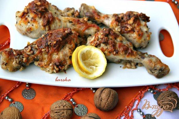 Рецепт Курица по-арабски