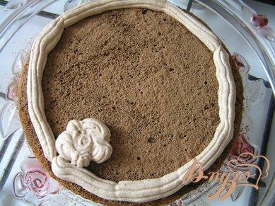 Шифоновый торт с кремом из маскарпоне