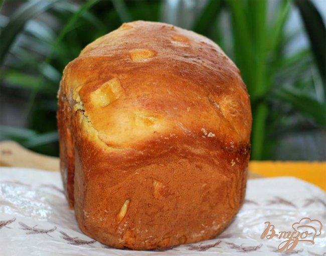 Фото приготовление рецепта: Фризийский сахарный хлеб или Fryske Sukerbole шаг №8
