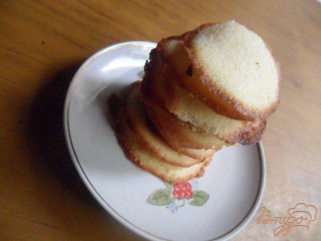 Фото приготовление рецепта: Печенье домашнее шаг №5