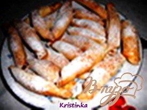 фото рецепта: Ореховые трубочки