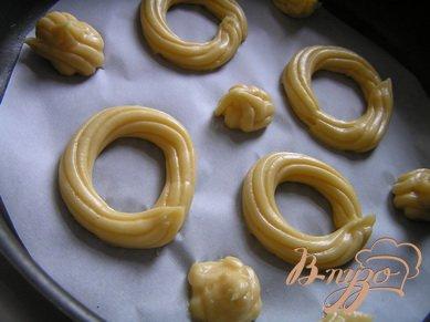 Заварные пирожные с секретом ;)