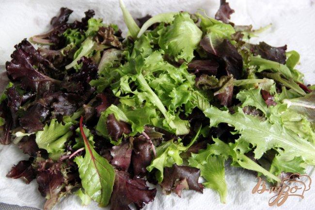 Фото приготовление рецепта: Шеф-салат шаг №4