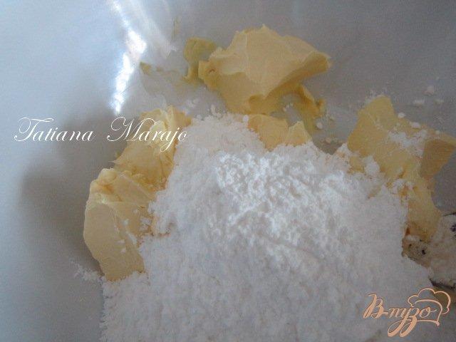 Фото приготовление рецепта: Разноцветное печенье шаг №1