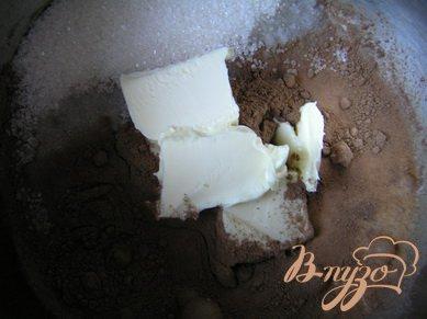 Шоколадно-молочные конфеты из сухого молока