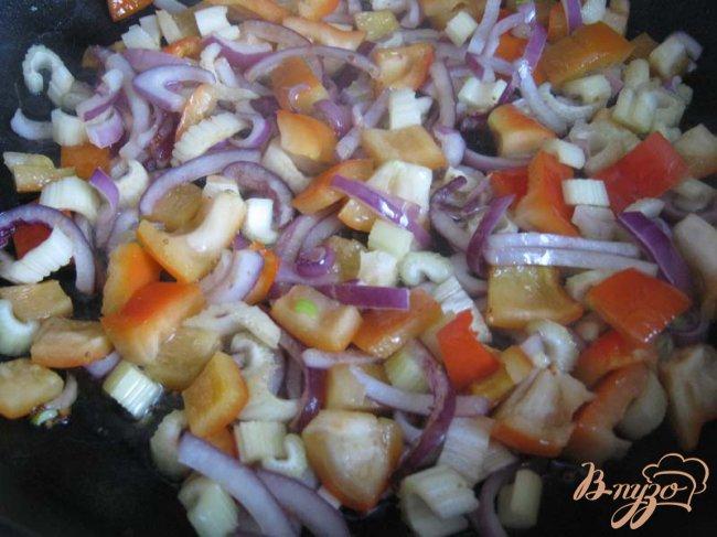 Фото приготовление рецепта: Джамбалайя шаг №5