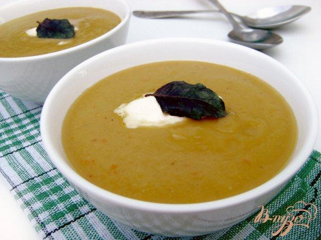 фото рецепта: Кабачковый суп-пюре