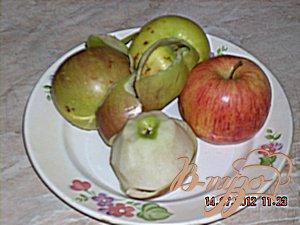 Оладьи яблочные.