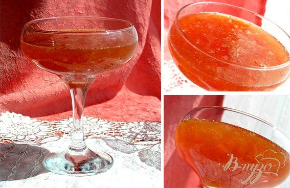 Рецепт Конфитюр из помидоров с лимоном и корицей