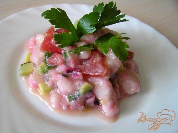 Рецепт Севиче по-латиноамерикански