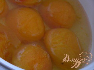 Абрикосовый суп с рисом