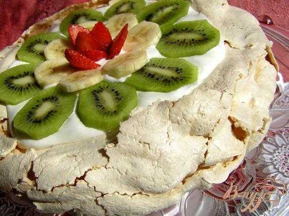 фото рецепта: Торт-безе