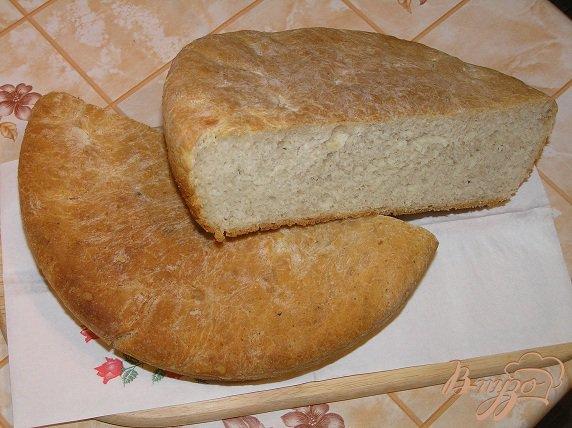 Рецепт Пшеничный хлеб на хмелевой закваске