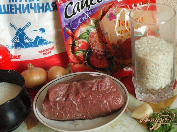 Фото приготовление рецепта: Братиславский суп шаг №1