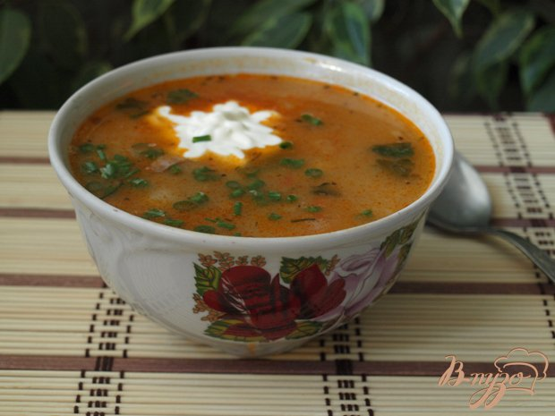 фото рецепта: Братиславский суп