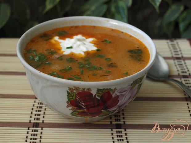 Рецепт Братиславский суп