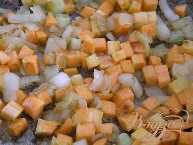 Лазанья из лумакони с мясным соусом по-мексикански
