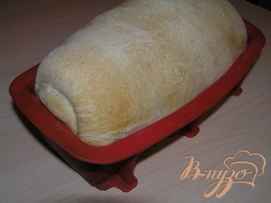 Хлеб-рулет с овощами (на закваске)