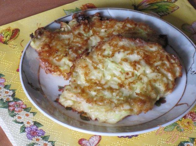 фото рецепта: Оладьи из кабачков.