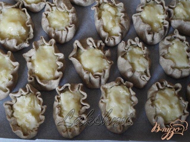 Фото приготовление рецепта: Карельские калитки шаг №9