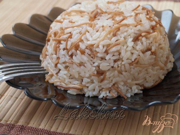 Рецепт Турецкий пилав