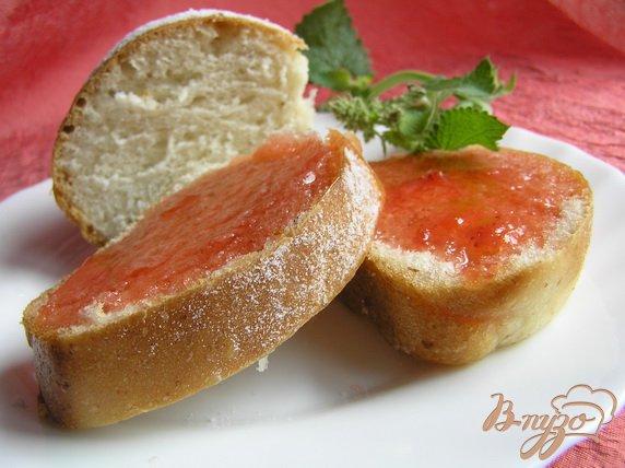 Рецепт Ванильные булочки (на закваске)