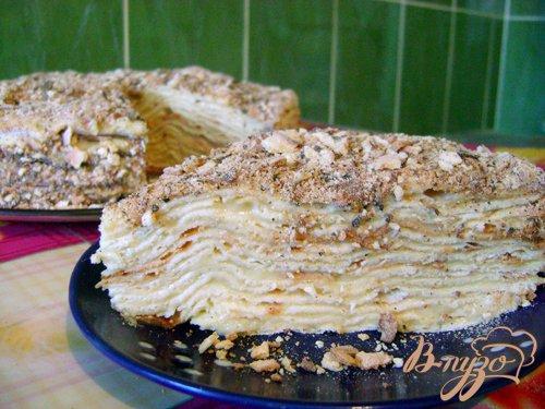 фото рецепта: Торт «Наполеон»