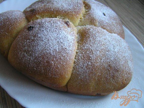 Рецепт Кукурузные булочки с курагой