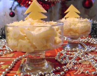 фото рецепта: Салат «Снежный лес»