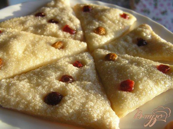 Рецепт Праздничное постное печенье