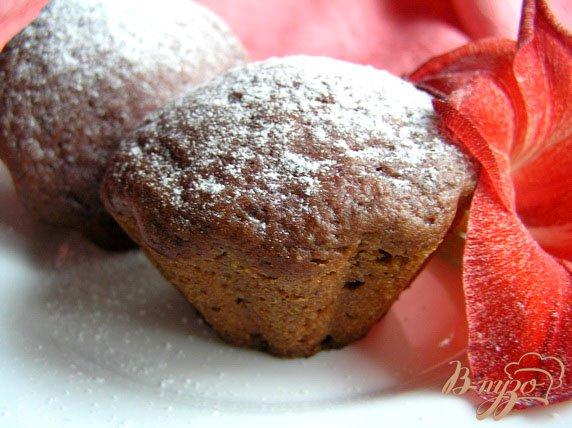 Рецепт Смородиновые кексы с корицей