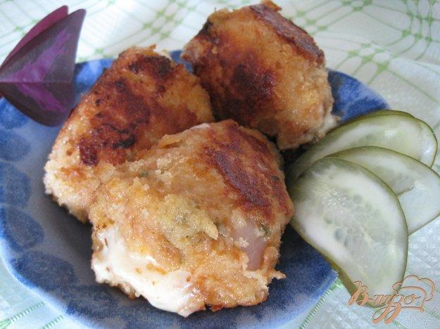 Рецепт Голени куриные с начинкой.