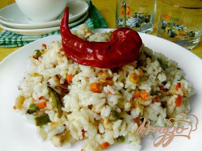 фото рецепта: Рис по-мексикански